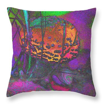 Magic Square Throw Pillow