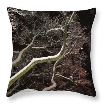 Magic Tree Throw Pillow
