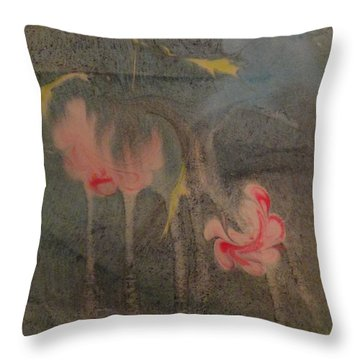 Magical Throw Pillow by Mike Breau