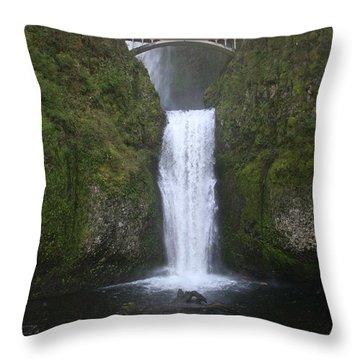 Magical Place Throw Pillow