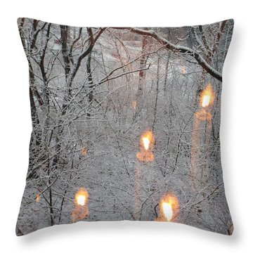 Magical Prospect Throw Pillow