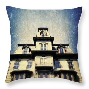 Magical Victorian Wonder Throw Pillow