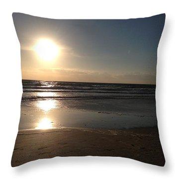 Magnificent Life Throw Pillow