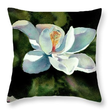 Magnolia At Starwood Glen Throw Pillow