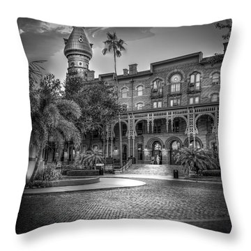 Main Entry Throw Pillow by Marvin Spates