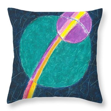 Maintaining Wholeness Within And Without Throw Pillow