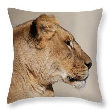 Majestic #2 Throw Pillow