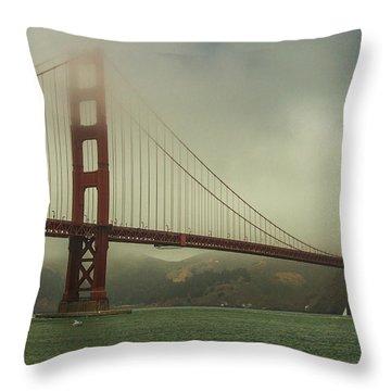 Oakland Seals Throw Pillows