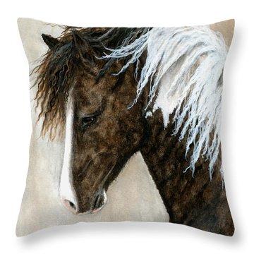 Majestic Series 91 Throw Pillow