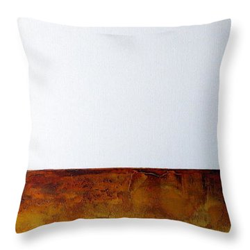 Lioness - Original Artwork Throw Pillow