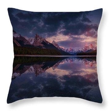 Lake View Throw Pillows