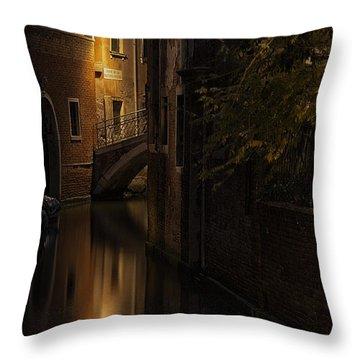 Throw Pillow featuring the photograph Malvasia Vecchia by Marion Galt