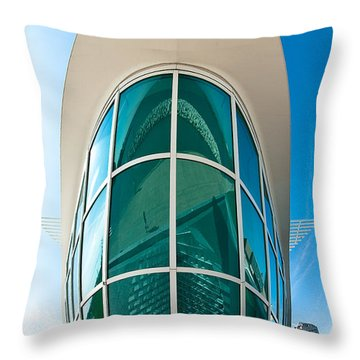 Mam Verticle Throw Pillow