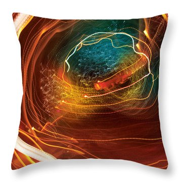 Man Move 0069 Throw Pillow