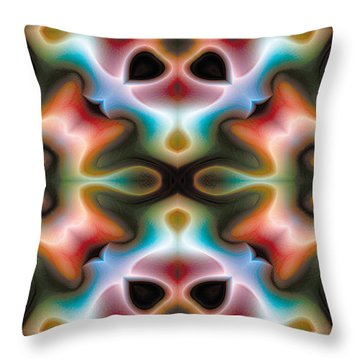 Mandala 82 For Iphone Double Throw Pillow by Terry Reynoldson