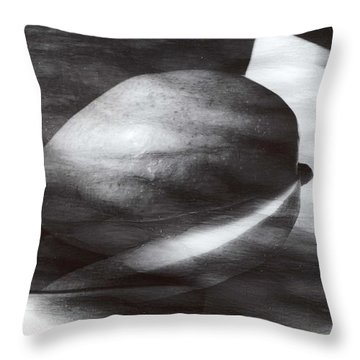 Mango Throw Pillow