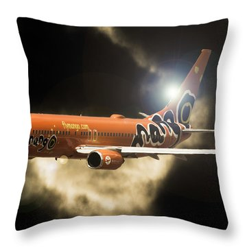 Throw Pillow featuring the photograph Mango by Paul Job