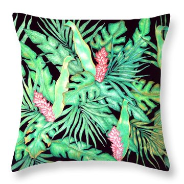 Manoa Throw Pillow