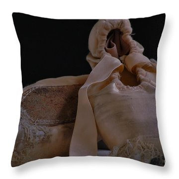 Many Hours Of Practice Throw Pillow by Patrick Shupert