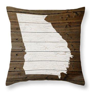 Reclaimed Wood Throw Pillows