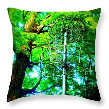 Maple 18 Throw Pillow