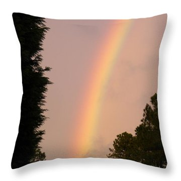 Genesis 912 Throw Pillow