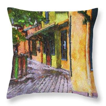 Jimmy Buffet's Margaritaville Throw Pillow