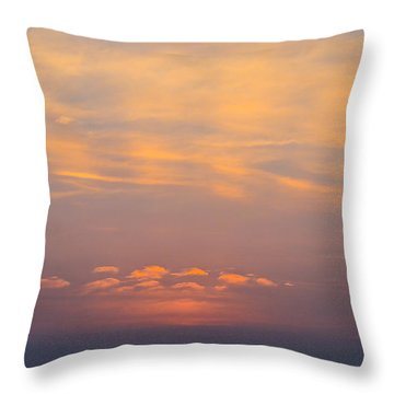 Margie's Miracle  Throw Pillow