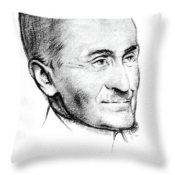 Mark Aural Stein (1862-1943) Throw Pillow