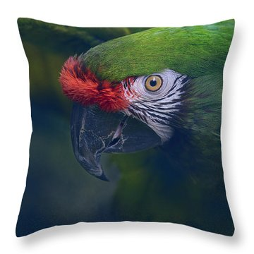 Marlie 2 Throw Pillow