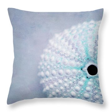 Marooned 7 Throw Pillow by Fraida Gutovich