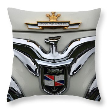 Marque Imperial 1955 Throw Pillow