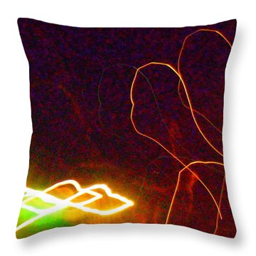 Martyrdom Throw Pillow