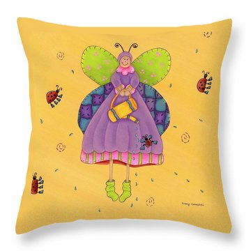 Matilda Throw Pillow
