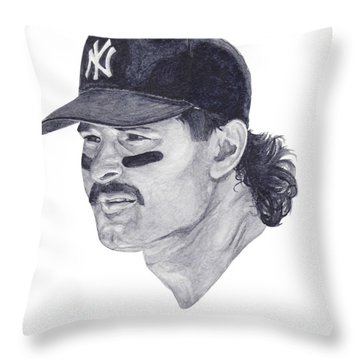 Mattingly Throw Pillow