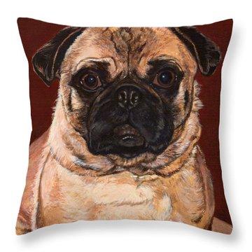 Maxx Throw Pillow