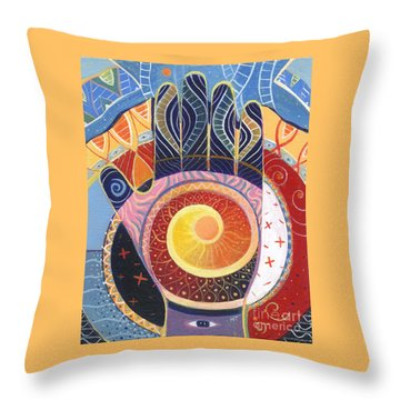 May You Always Find Your Way Throw Pillow