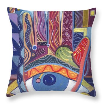 May You Realize Your Dreams Throw Pillow