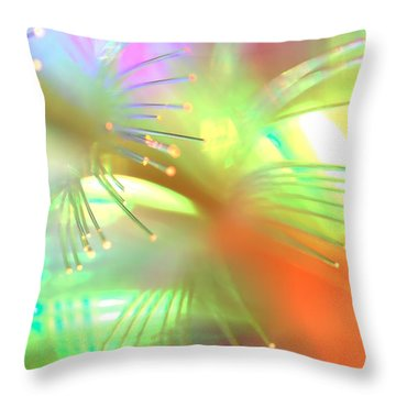 Maybe Im Amazed Throw Pillow