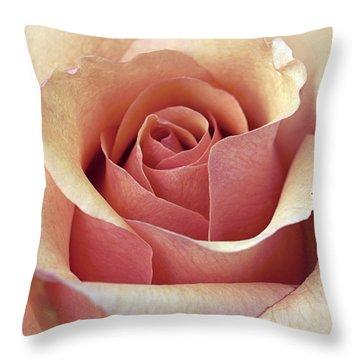Mcintosh Throw Pillow by Darlene Kwiatkowski