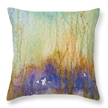 Meadow's Edge Throw Pillow