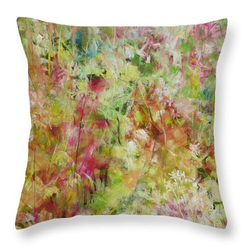 Meadows Throw Pillow