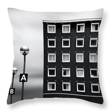 Lamp Throw Pillows