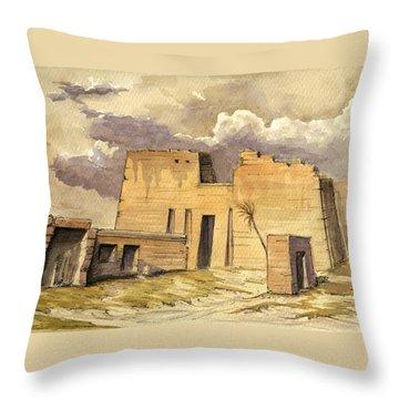 Morocco Throw Pillows