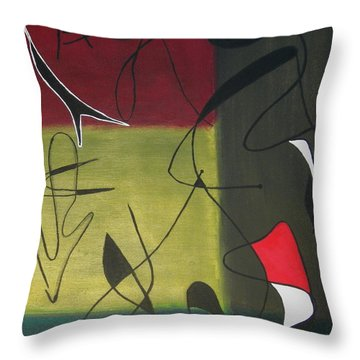 Medium Throw Pillow