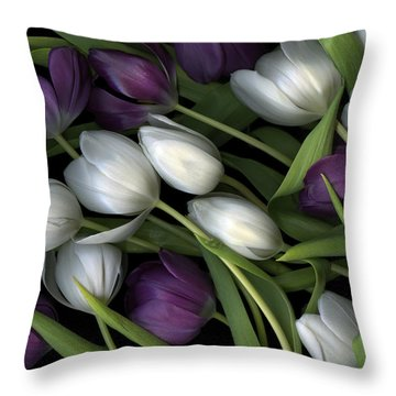 Medley Throw Pillow by Christian Slanec