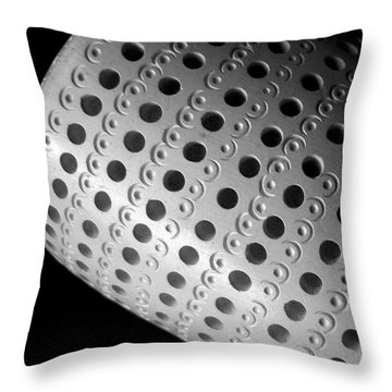 Throw Pillow featuring the photograph Meerschaum by Lisa Phillips