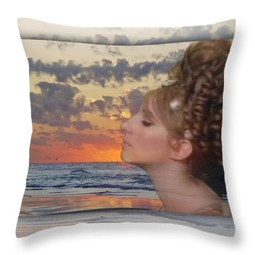 Melinda Throw Pillow