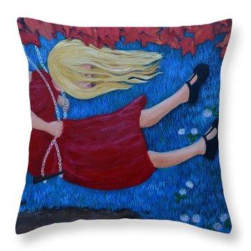 Melissa Throw Pillow