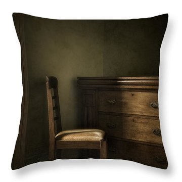 Memories  Throw Pillow by Amy Weiss